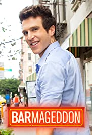 Barmageddon Poster