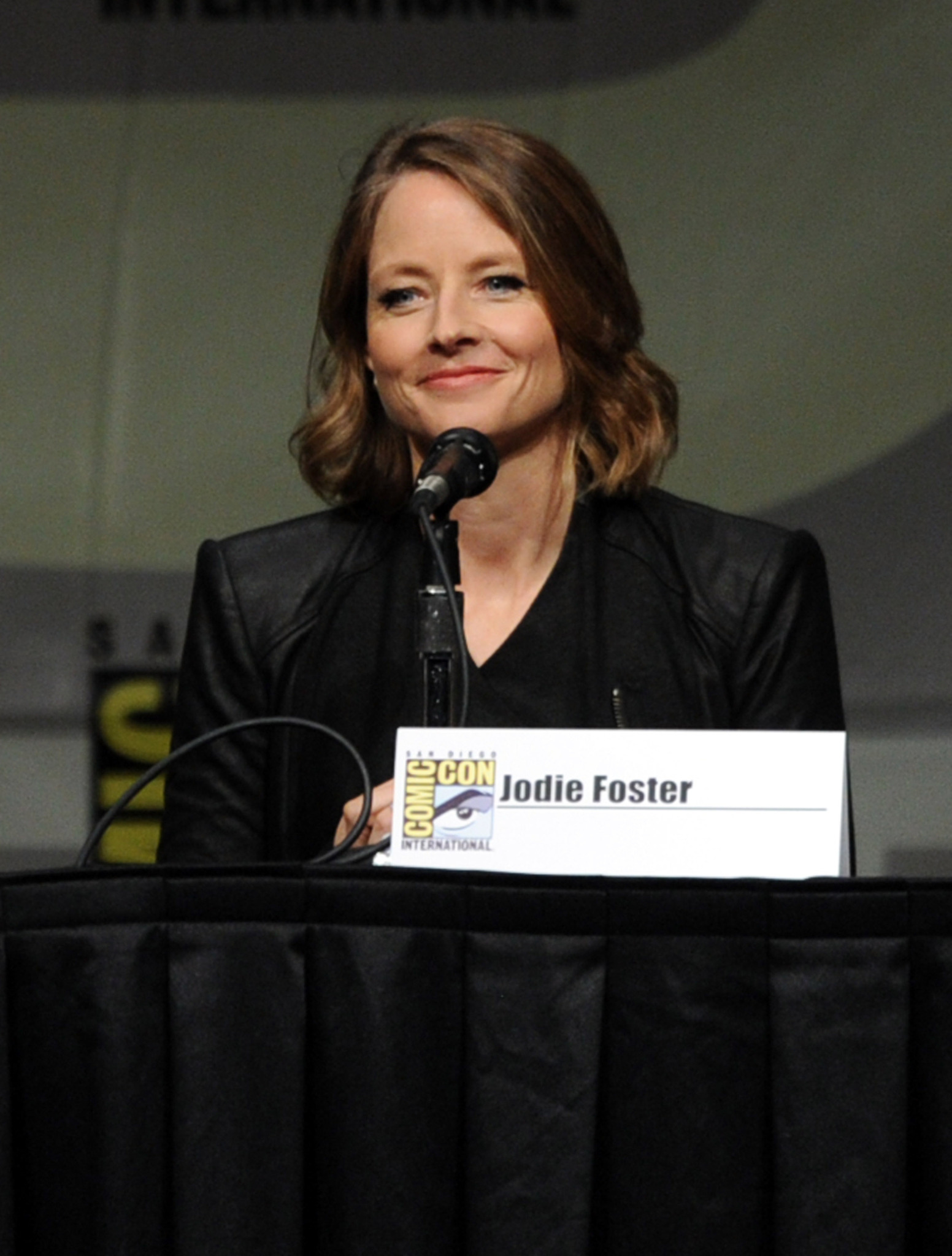 Jodie Foster at an event for Elysium (2013)