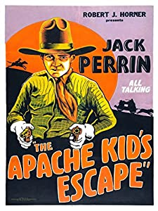 Watch english action movies list The Apache Kid's Escape [Mpeg]