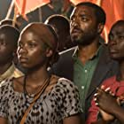 Chiwetel Ejiofor, Aïssa Maïga, Maxwell Simba, and Lily Banda in The Boy Who Harnessed the Wind (2019)