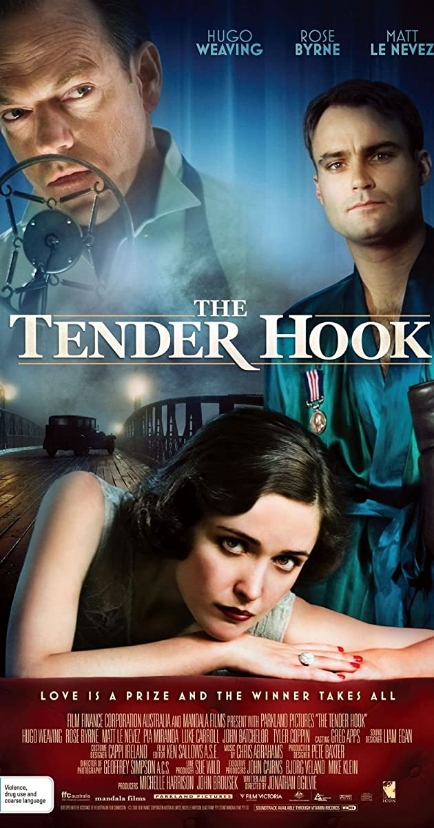 Subtitle of The Tender Hook