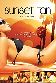 Sunset Tan Poster