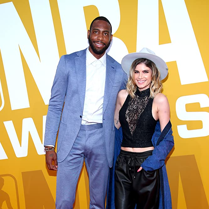 Leah LaBelle and Rasual Butler