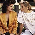 Elizabeth McGovern and Harley Jane Kozak in The Favor (1994)