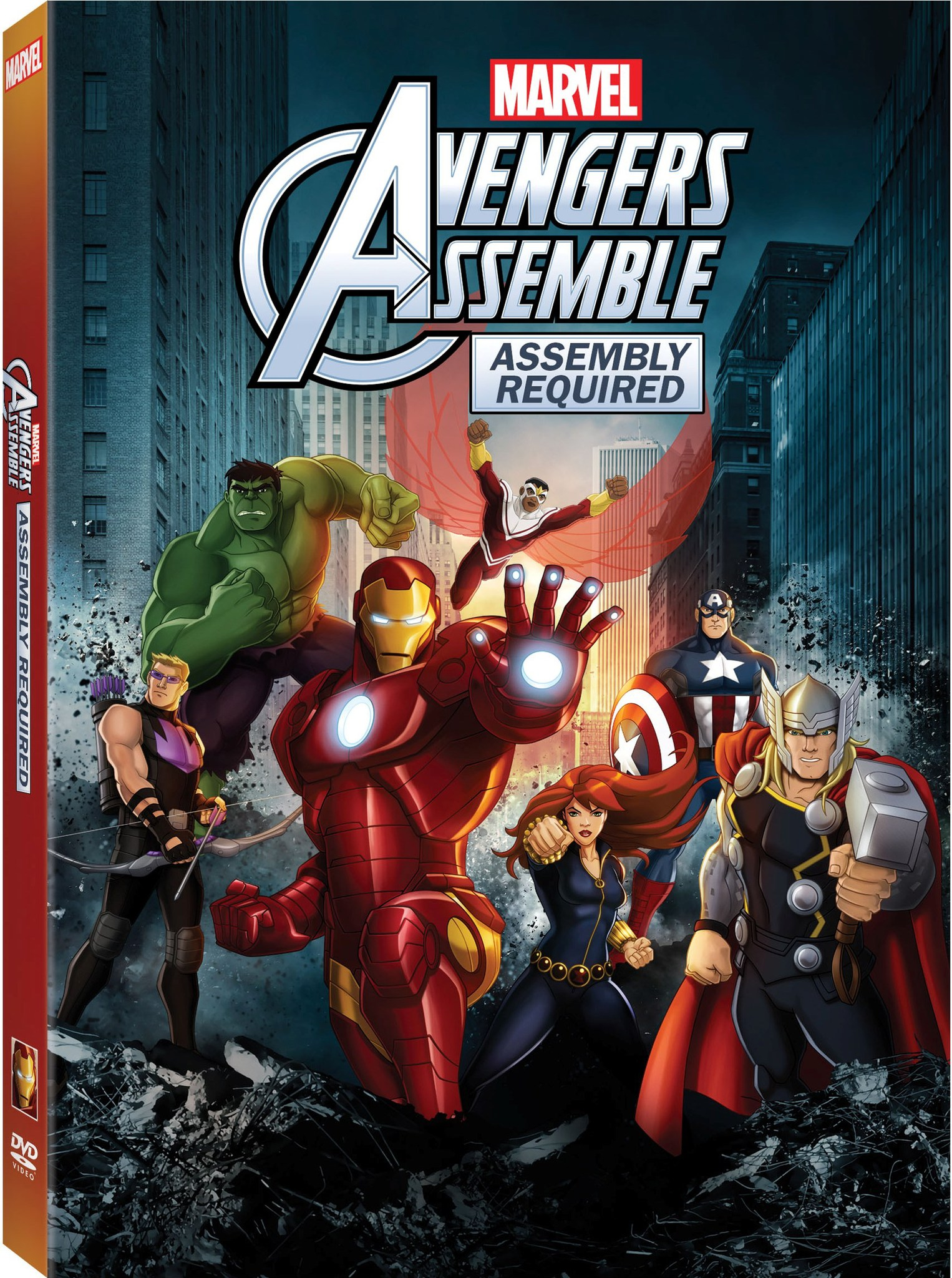 Avengers Assemble (TV Series 2013– ) - IMDb