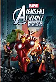 Avengers Assemble : Season 1-5 Complete WEB-DL 720p | GDrive | 1Drive | MEGA | Single Episodes