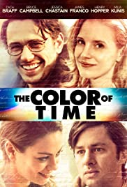 The Color of Time Poster