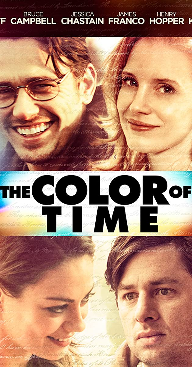 Subtitle of The Color of Time
