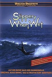 Slippery When Wet Poster