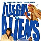 Anna Nicole Smith and Chyna in Illegal Aliens (2007)