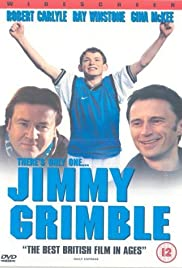 There's Only One Jimmy Grimble(2000) Poster - Movie Forum, Cast, Reviews