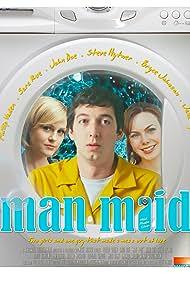 Sara Rue, Amanda Walsh, and Phillip Vaden in Man Maid (2008)