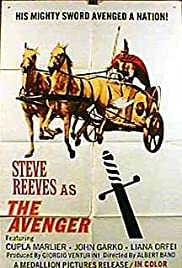 The Avenger (1962) Poster - Movie Forum, Cast, Reviews