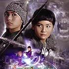 Charlene Choi and Gillian Chung in Chin gei bin (2003)