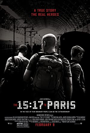 Permalink to Movie The 15:17 to Paris (2018)