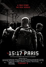 The 15:17 to Paris (2018) 1080p