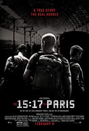 Nonton Film The 15:17 to Paris (2018)