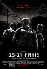 Primary photo for The 15:17 to Paris