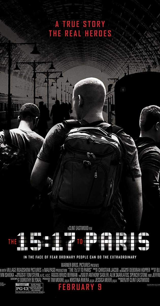 The 15:17 to Paris (2018) - IMDb