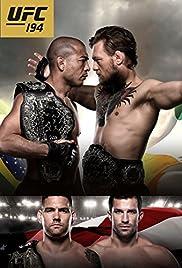 UFC 194: Aldo vs. McGregor(2015) Poster - Movie Forum, Cast, Reviews