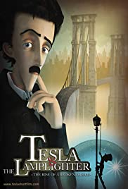 Tesla and the Lamplighter Poster