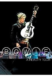 David Bowie: A Reality Tour(2004) Poster - Movie Forum, Cast, Reviews