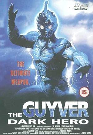 Permalink to Movie Guyver: Dark Hero (1994)
