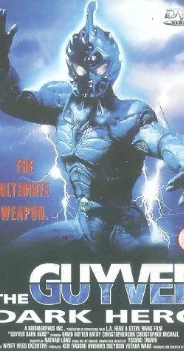 Guyver Dark Hero 1994 Imdb