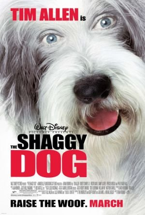 The Shaggy Dog 2006 Movie Poster
