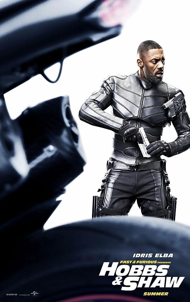 Idris Elba in Fast & Furious Presents: Hobbs & Shaw (2019)