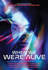 When We Were Alive Poster