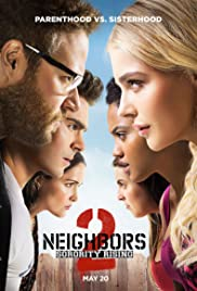 Neighbors 2: Sorority Rising (2016) Poster - Movie Forum, Cast, Reviews