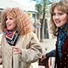 Bette Midler and Shelley Long in Outrageous Fortune (1987)