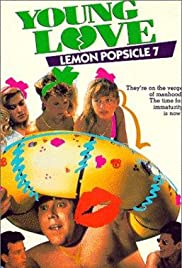 Young Love: Lemon Popsicle 7 Poster