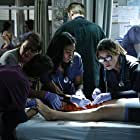 Marcia Gay Harden, Nafessa Williams, and Emily Tyra in Code Black (2015)