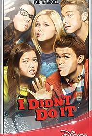 I Didn't Do It (2014) Poster - TV Show Forum, Cast, Reviews