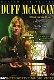 Behind the Player: Duff McKagan Poster