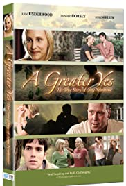 A Greater Yes: The Story of Amy Newhouse Poster