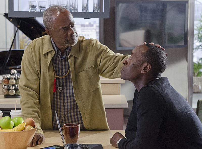 Don Cheadle and Glynn Turman in Wonders of the World (2013)