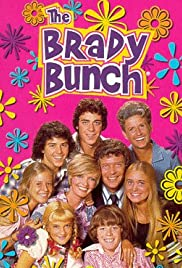 The Brady Bunch Poster