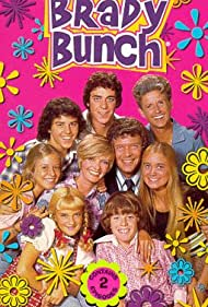 Eve Plumb, Florence Henderson, Susan Olsen, Robert Reed, Ann B. Davis, Christopher Knight, Mike Lookinland, Maureen McCormick, and Barry Williams in The Brady Bunch (1969)