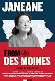 Janeane from Des Moines Poster