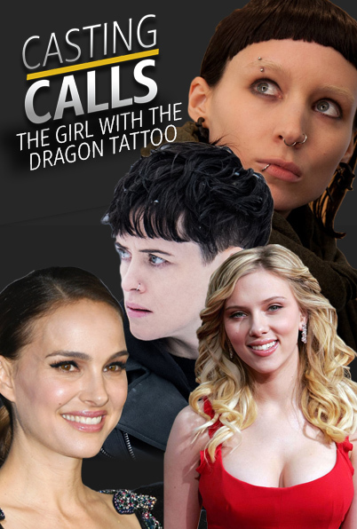 The Girl with the Dragon Tattoo' Franchise (2018)