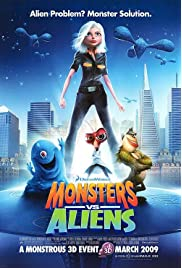 Download Monsters vs. Aliens (2009) Movie