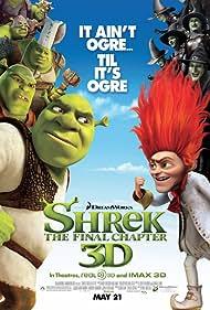 Mike Myers, Walt Dohrn, Jon Hamm, and Craig Robinson in Shrek Forever After (2010)
