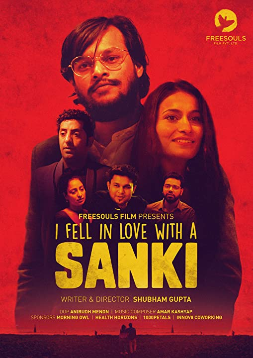 I Fell in Love With a Sanki 2021 S01 Hindi Complete AMZN Web Series 720p HDRip 500MB Download