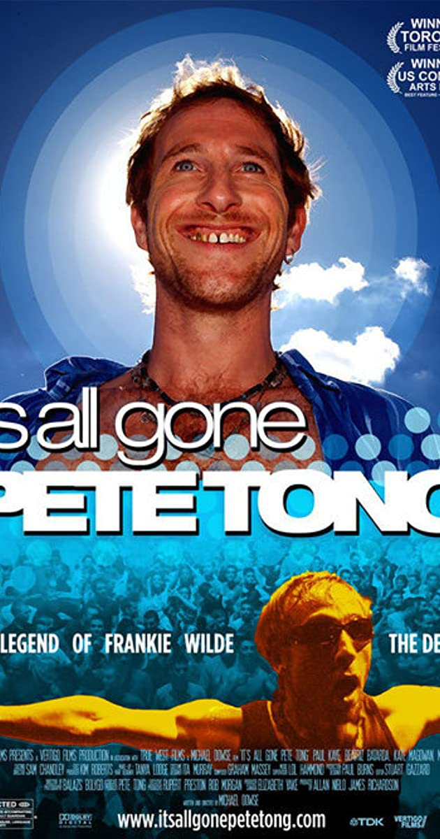 Subtitle of It's All Gone Pete Tong