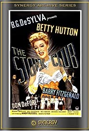 The Stork Club Poster