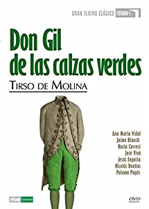 Website to download psp movies Don Gil de las Calzas Verdes [HD]