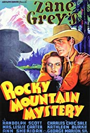 Rocky Mountain Mystery Poster